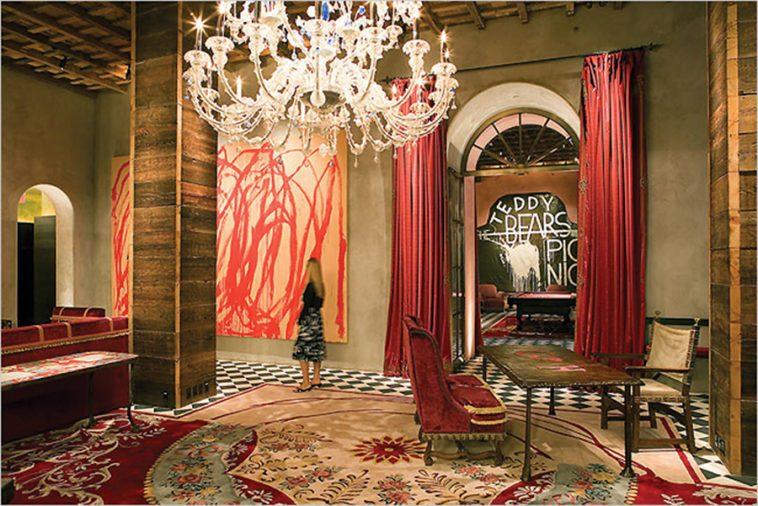 luxury hotel in New York
